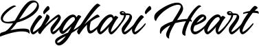 Lingkari Heart Font
