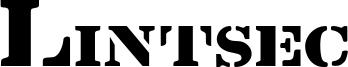 Lintsec Font