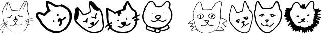 Linus Face Font