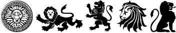 Lions Font