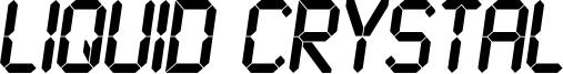 LiquidCrystal-BoldItalic.otf