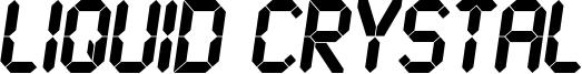 LiquidCrystal-ExBoldItalic.otf