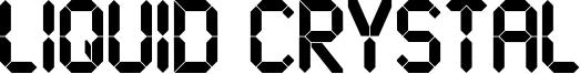 LiquidCrystal-ExBold.otf