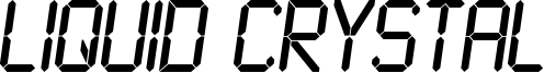 LiquidCrystal-NormalItalic.otf
