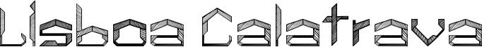 Lisboa Calatrava Font