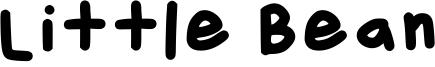 Little Bean Font
