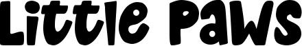 Little Paws Font
