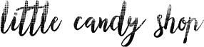 Little Candy Shop Font