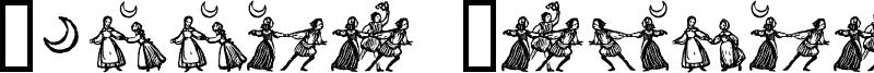 Little People Font