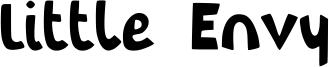 Little Envy Font