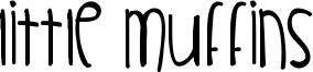 Little Muffins Font
