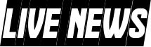 Live News Font