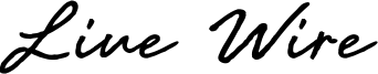 Live Wire Font