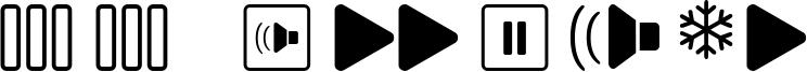 LL Record Font