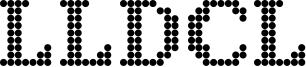 LLDCL Font