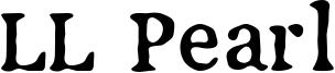 LL Pearl Font