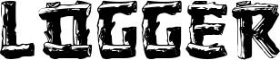 Logger Font