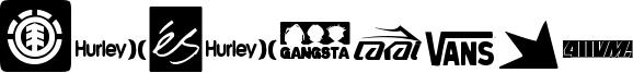 Logoskate Font