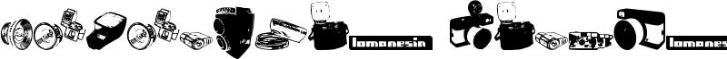 Lomonesia Dingbats Font