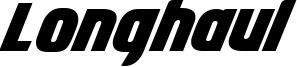 Longhaul Font