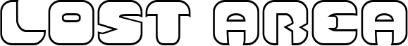 Lost Area Font