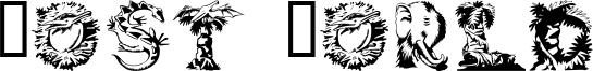 Lost World Font