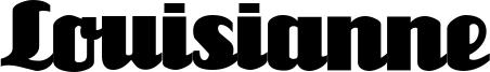 Louisianne Font
