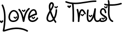 Love & Trust (Hearted).ttf