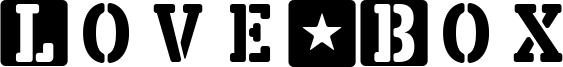 Love-Box Font