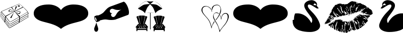 Love Romance Font
