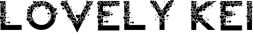 Lovely Kei Font