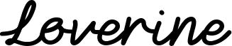 Loverine Font