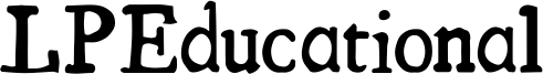 LPEducational Font