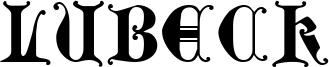 Lubeck Font