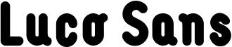 Luco Sans Font