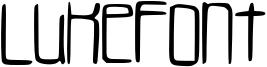 LukeFont Font