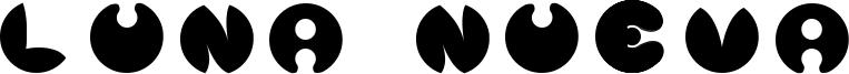 Luna Nueva Font