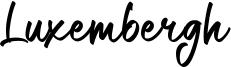 Luxembergh Font