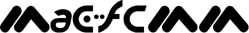 MacroMX Font