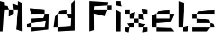 Mad Pixels Font