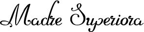 Madre Superiora Font