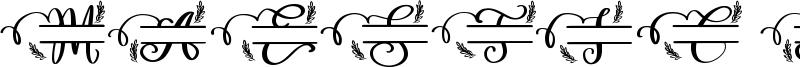 Maestic B Font