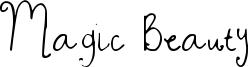 Magic Beauty Font