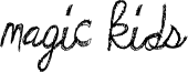 Magic Kids Font