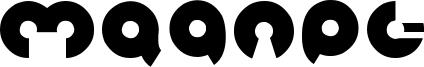 Magnet Font