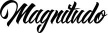 Magnitudo Font