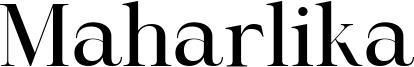 Maharlika Font