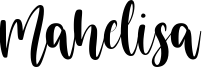 Mahelisa Font