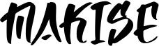 Makise Font