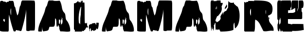 Malamadre Font